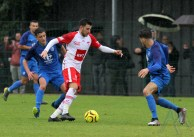 Réserve GF38 - FC Salaise (89)