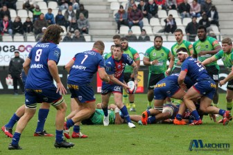 Pro D2 FC Grenoble - Montauban (22)