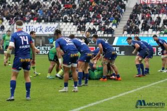 Pro D2 FC Grenoble - Montauban (41)