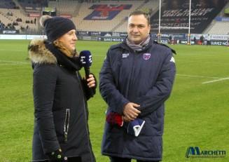FC Grenoble - Rouen Pro D2 (1)
