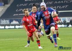 FC Grenoble - Rouen Pro D2 (20)