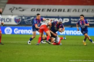 FC Grenoble - Stade Aurillacois 19 février 2020 (24)
