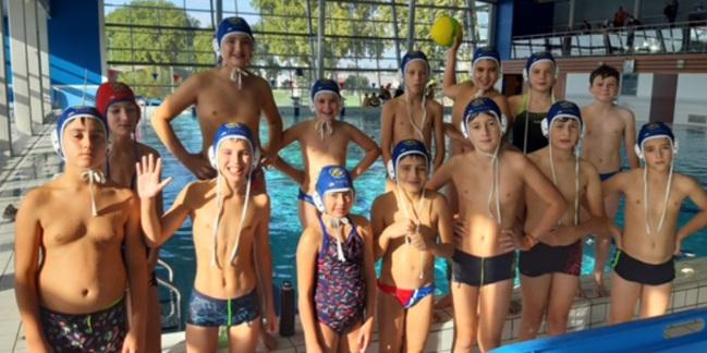 [Water-Polo] Pont-de-Claix handed in Aix-les-Bains