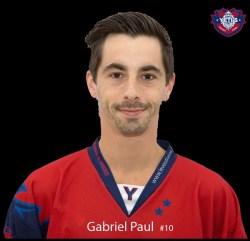 Yetis 2021- #10 Gabriel Paul