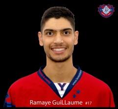 Yetis 2021- #17 Ramaye Guillaume