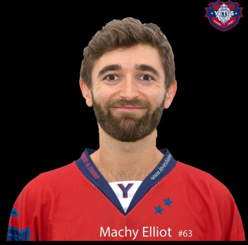 Yetis 2021- #63 Machy Elliot