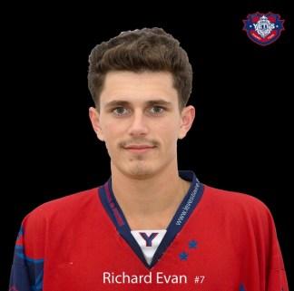 Yetis 2021- #7 Richard Evan