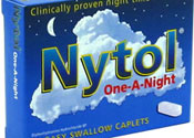 Nytol packet