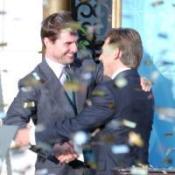 TomKat on honeymoon 'for three'