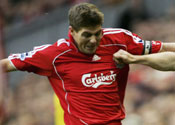 Gerrard sets sights on Europe