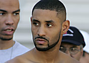 Bike crash kills boxer Corrales