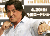 60 SECONDS: Sylvester Stallone