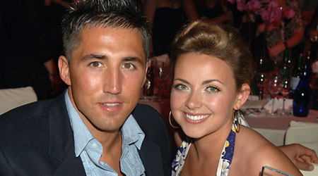 Charlotte Church may have been seen as one of the cleverest girls in her school, but Gavin Henson probably wasn't