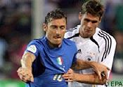Italy v Germany
