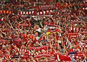 Report points finger at Reds fans