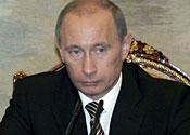 Nato anger over Putin arms stance