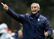 City stunned as Juve net Ranieri