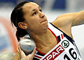 Brit prospect Jessica Ennis
