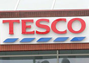 Tesco was hit by a software bug