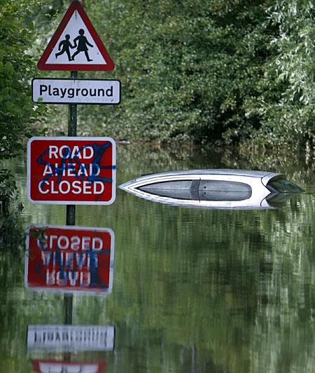 Tewkesbury floods