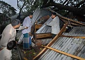Over 1,000 feared dead in cyclone