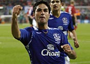 Everton on brink of qualification