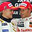 Heikki wants equality with Lewis