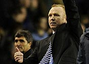 Alex McLeish has secured his first summer signing