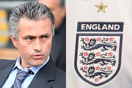 Mourinho England job
