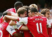 Arsenal Fulham