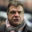 Allardyce: I fear the sack