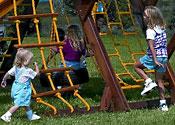 Children aren't growing up in working families