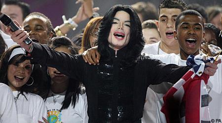 Michael Jackson is being sued by Thriller director John Landis