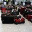 28,000 bag mountain at Heathrow