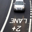 Britain's first car pool lane is opened