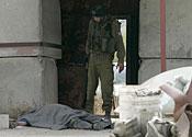 israel gaza shooting soldiers