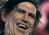 Keith Richards DID snort up dad