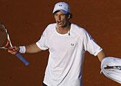 Murray plans Masters improvement