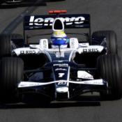 Rosberg in fine fettle