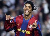 Ronaldinho agent quells City talk