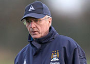 Sven off to Benfica but Scolari denies City offer