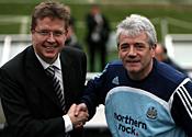 Newcaste refuse to 'do a Leeds'