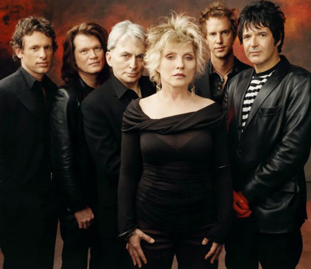Blondie to receive prestigious Godlike Genius Award and perform at the NME Awards 2014
