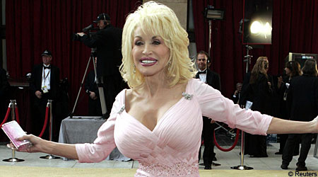 6 funny tweets about Dolly Parton's Glastonbury announcement