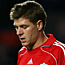 Liverpool star Gerrard returns home with injury