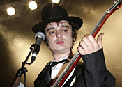 Pete Doherty to lead the charge