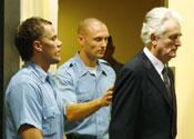 Karadzic 'proud' of Bosnian war actions