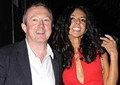 Cowell's girl ditches him for Louis
