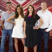Bad girl makes good on X Factor