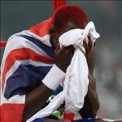 Idowu 'hurt' by missed gold chance